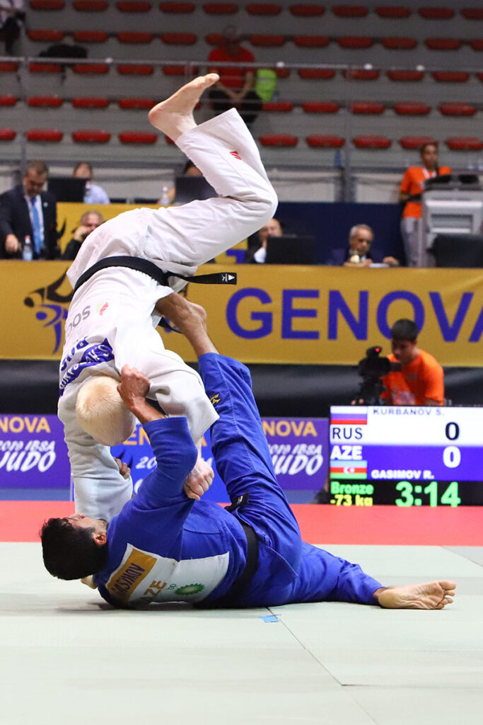 About Judo
