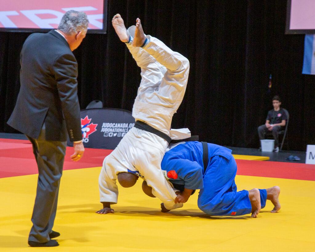 2021 IBSA Judo Grand Prix | Warwick | | individual mats