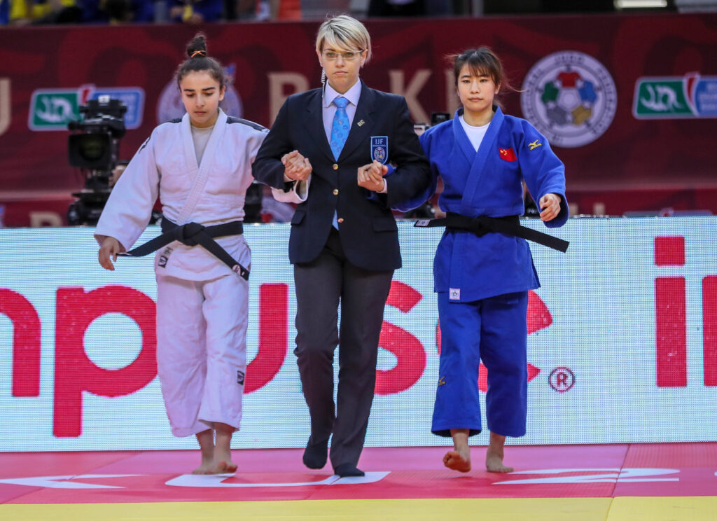 Firs round of consultation ends for judo classification system