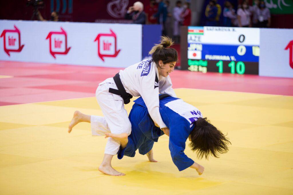 Re-live the action: 2021 IBSA Judo Grand Prix | Baku
