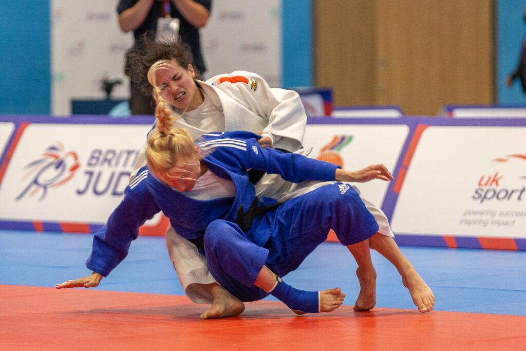 2021 IBSA Judo Grand Prix | Warwick