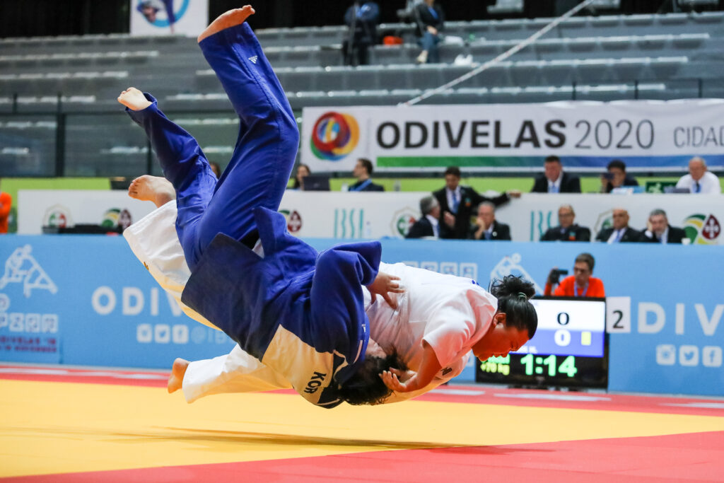 All you need to know about judo at Tokyo 2020