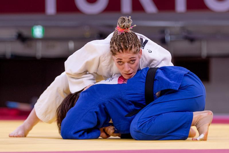 Emotions at Budokan: Golds for Azerbaijan, Algeria, Uzbekistan